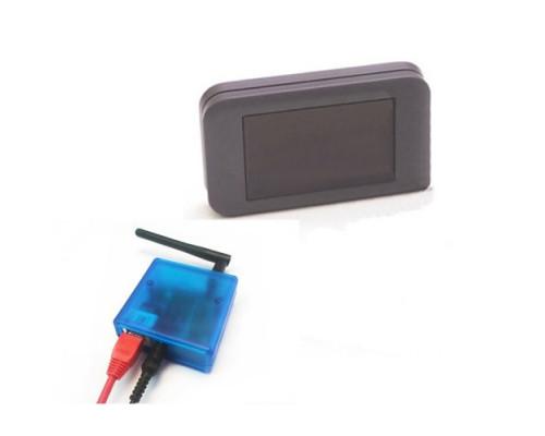 Беспроводная система подсчета посетителей R-Count-Ethernet (чёрный)