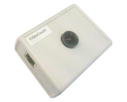 """Видеосчётчик посетителей """"VideoCount"""" с аналитикой и передачей через интернет (белый)"""